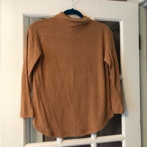 Old Navy Carmel color light weight sweater, XS